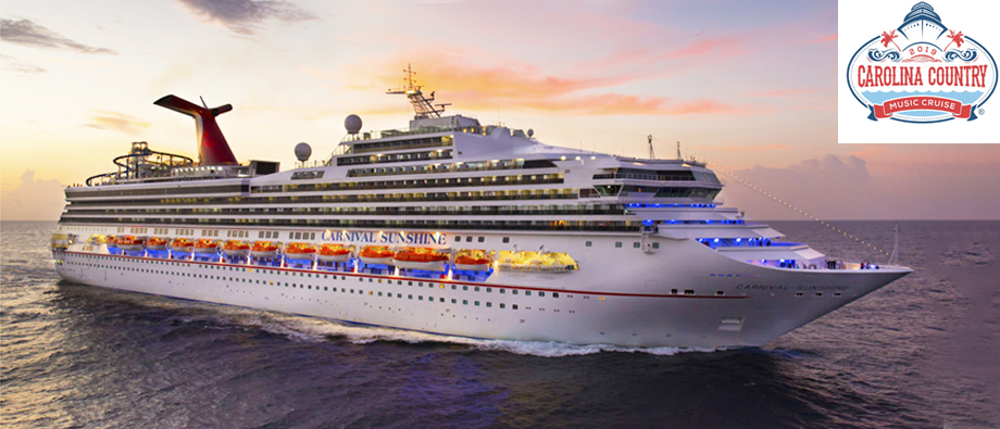 Carnival's Carolina Country Cruised